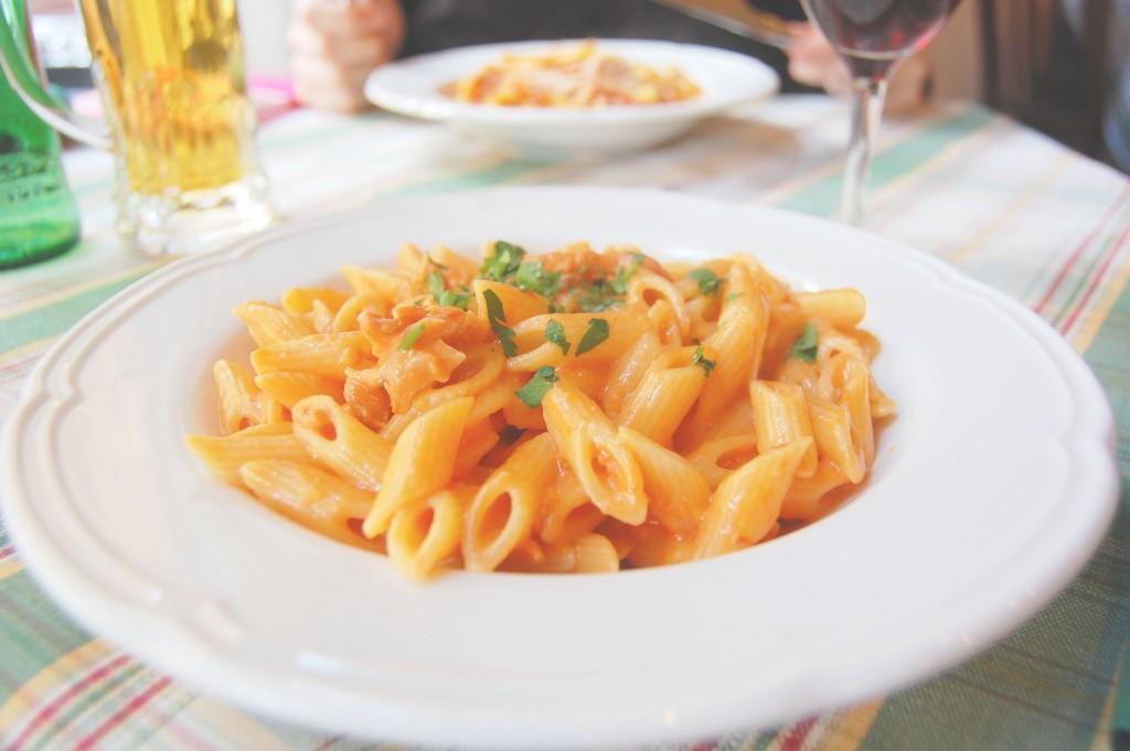 Lekker eten en drinken in Rome: het lekkerste ijs en verse pasta's