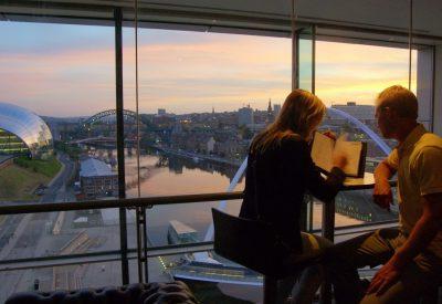 Doen: combineer Schotland met een minicruise Newcastle